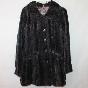336ebc0fb090 Women Free People Faux Fur Coat on Poshmark